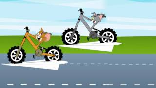 Tom And Jerry Cartoons - Bicycle For Children - Kids Movie Kids Cartoon