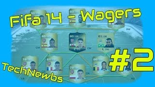 Sam Plays! FIFA 14 PC - Player Wager [TechNewbs]