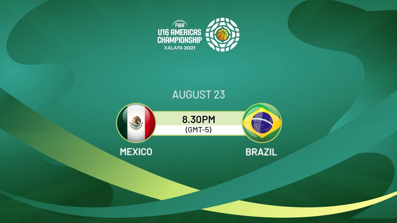 Download Mexico v Brazil | Full Game - FIBA U16 Americas Championship 2021