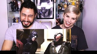 Batman Can't Stop Thinking About Sex reaction by Jaby & Elizabeth