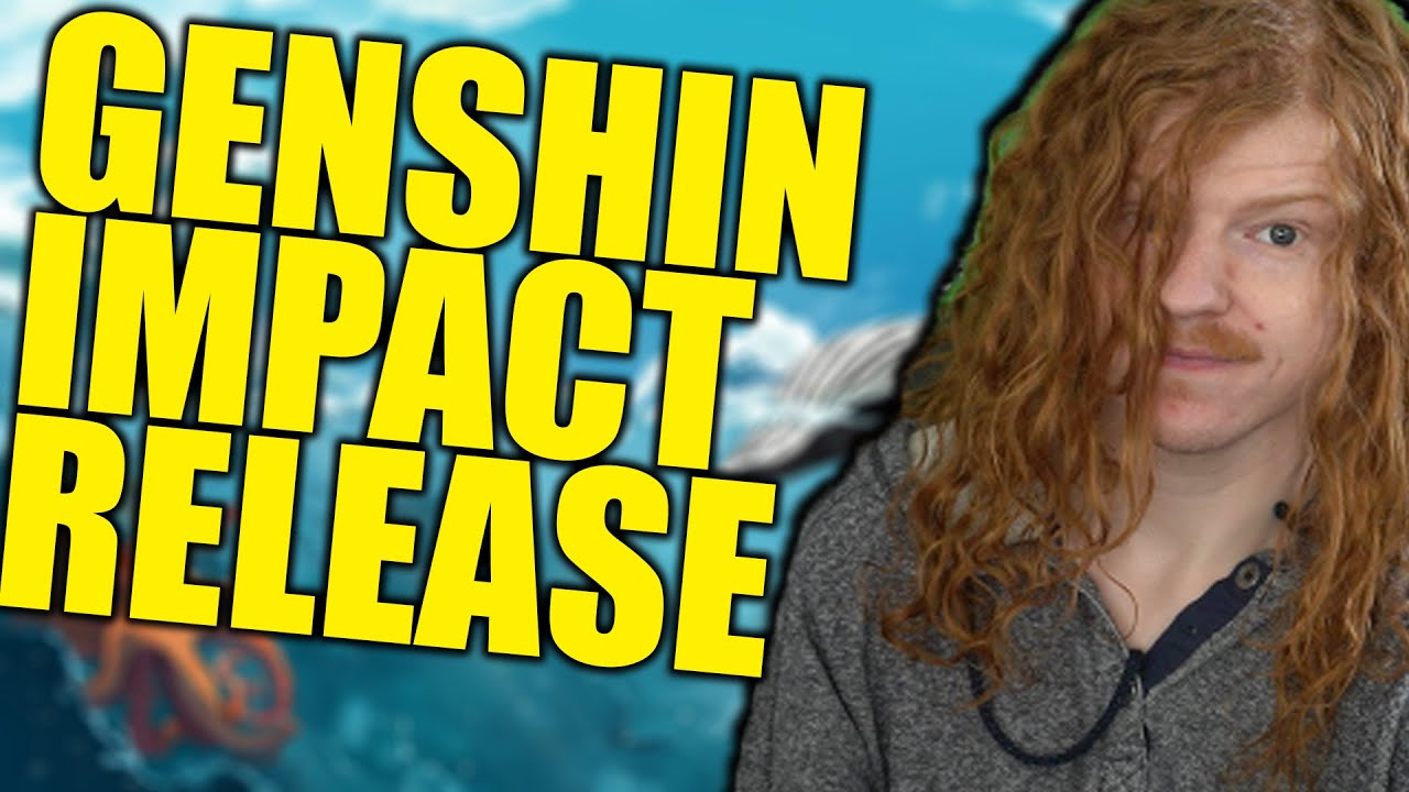 Genshin Impact GLOBAL RELEASE! When Does SERVER OPEN?? What You NEED TO KNOW!