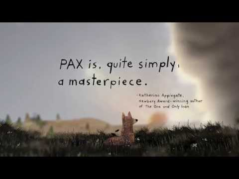 PAX | Book Trailer | Live Wildly!