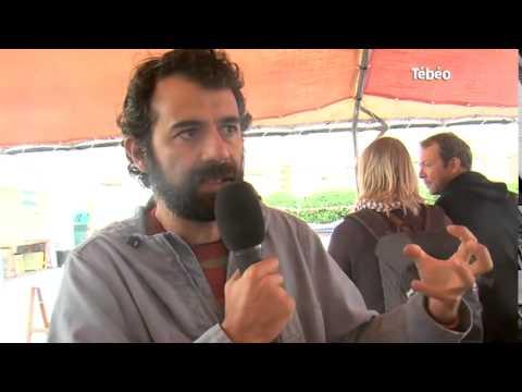 Festival de cinéma de Douarnenez : Interview de N. R. Gille