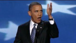 President Obama's Full 2012 Nomination Acceptance Speech