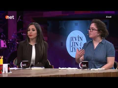 Interview on NET TV in Kurdistan - Hanna Jaff Bosdet