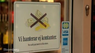 Future of Money: Welcome to Cashless Sweden