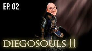 DiegoSouls 2 Ep. 02 - explorando o novo game com o Zeldo