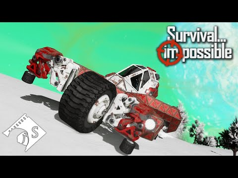 Building a better motorbike? Is it doable in vanilla Space Engineers?