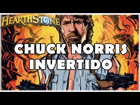 HEARTHSTONE - CHUCK NORRIS INVERTIDO! (STANDARD EVEN WARLOCK)