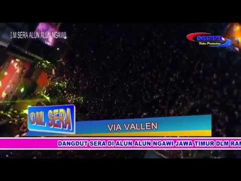 VIA VALLEN - SALAM OAOE (SERA Live alun-alun ngawi, 11 maret 2017 )
