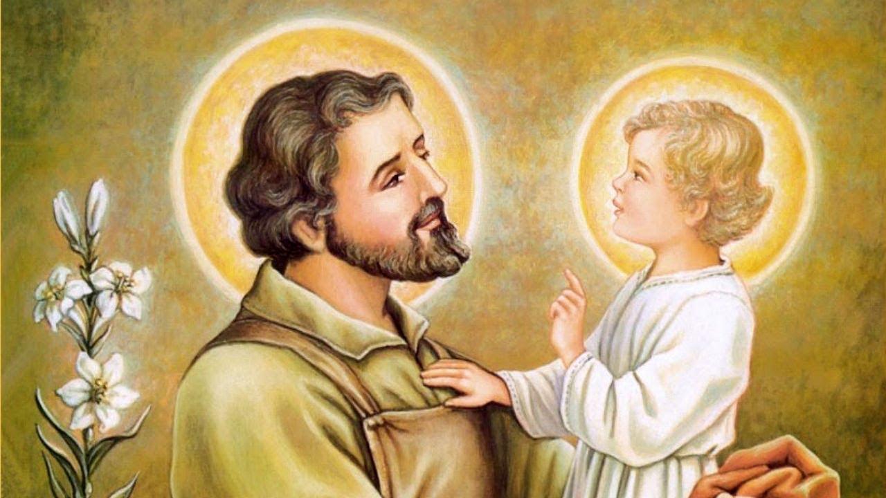 LỄ THÁNH GIUSE, BẠN THANH KHIẾT ĐỨC MARIA