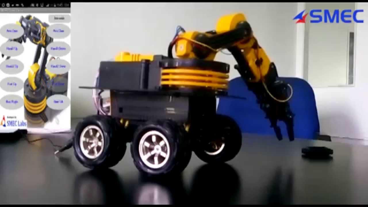 SMEC Robot Control 1 0 Free Download