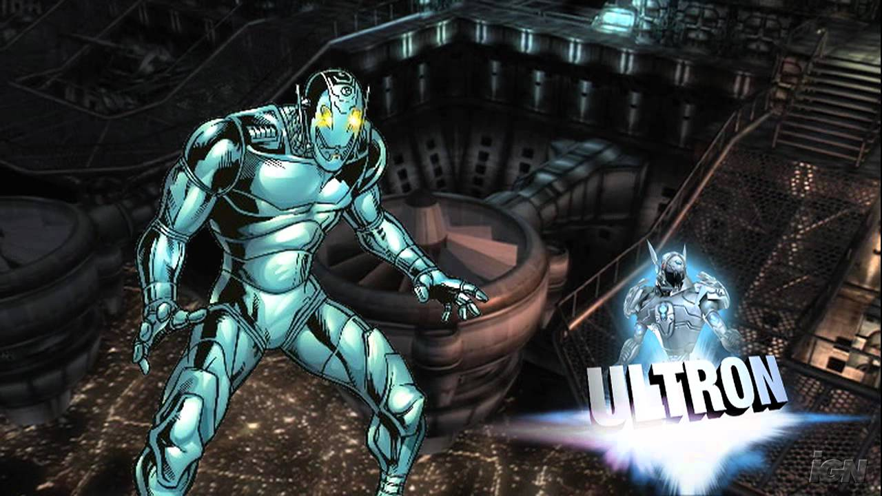 Marvel Ultimate Alliance Pc Games Trailer The Villains