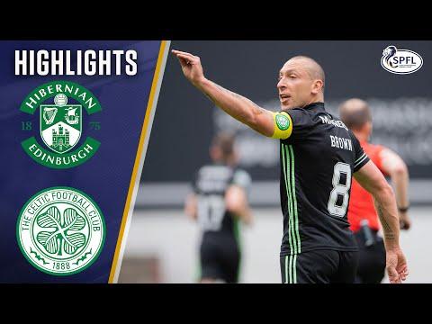 Hibernian Celtic Goals And Highlights