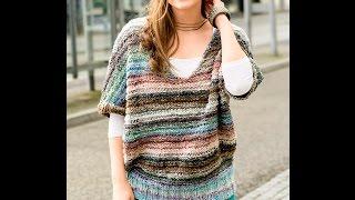 Красивые Вязаные Женские Безрукавки Спицами - 2018 /Beautiful Women Sleeveless Knit spokes