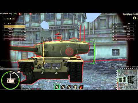 Ground wars:Tanks IS-7 gameplay + revenge