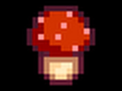 What to do with a Red Mushroom (Stardew Valley)