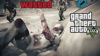 GTA V - Wasted Compilation #26 [1080p]