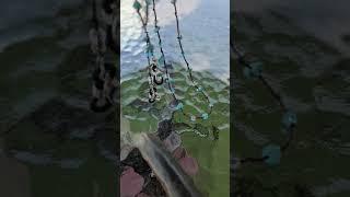원석 매듭 마스크줄