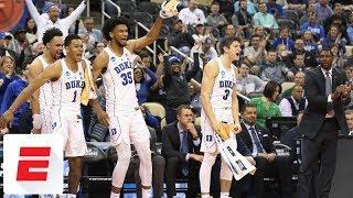 Grayson Allen, Duke beat Iona 89-67 in NCAA tournament first round | ESPN