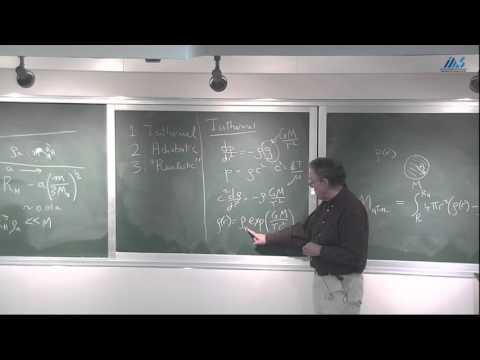 Dave Stevenson (Caltech) Giant Planet Gas Accretion