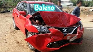 Baleno Accident Shocking