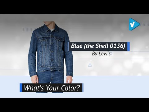Levi's Men's The Trucker Jacket Levis, 2019 Color Collection | What's Your Style?