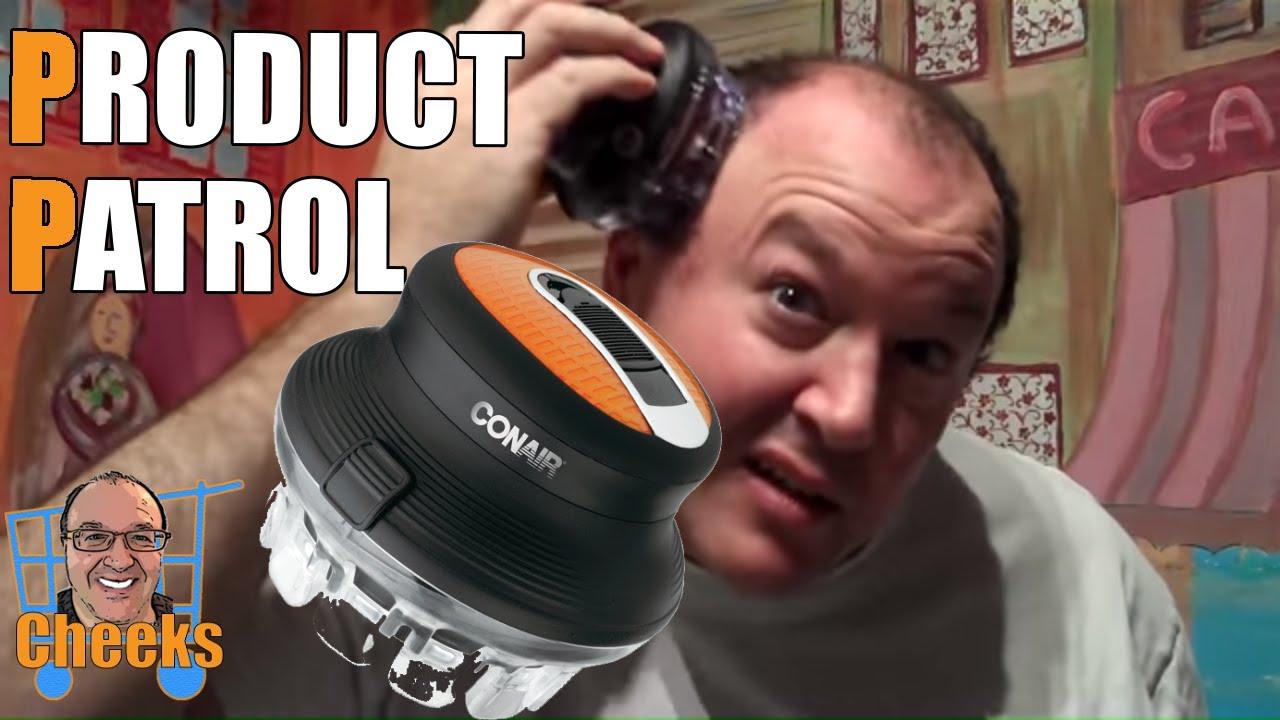 Conair evencut hair trimmer diy hair cut youtube solutioingenieria Images