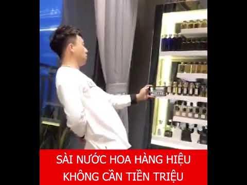 Shop Xìn Ri giảm giá 70% nước hoa duy nhất hôm nay