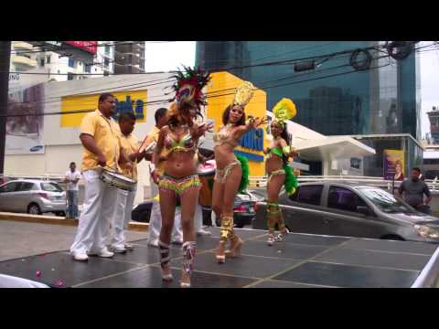 Panama City, Panama, 2014 Carnival Dancers