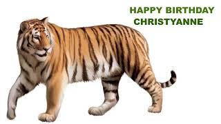 Christyanne   Animals & Animales - Happy Birthday