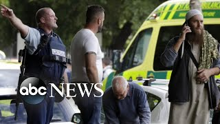 US intelligence officials share concerns after mosque shooting