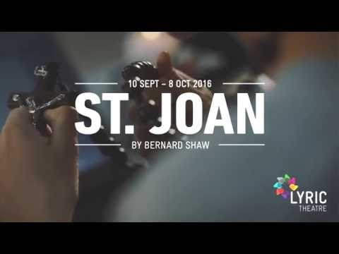 St Joan Trailer - Lyric Theatre Belfast