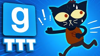 WE TRAPPED THE TRAITORS! | Gmod TTT