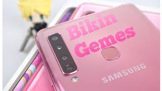 Di penghujung akhir tahun 2018, Samsung merilis Galaxy A9 2018 di I...