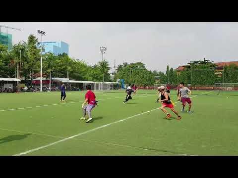 DOPE League -Season 2 - Vietnam Flag Football - The Final:  The Last Saints vs Deep Thowers  (20-19)