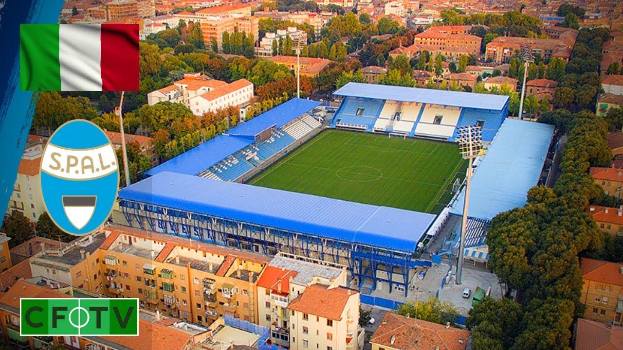 Stadio Paolo Mazza - SPAL Stadium - YouTube