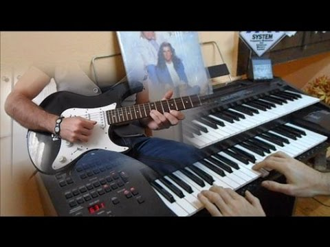 Modern Talking - Don't worry (Keyboard cover)