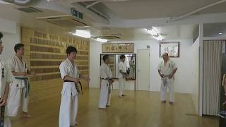 This is a video from one of the best dojos in the world. I had the ...