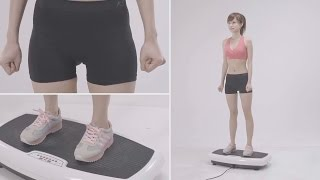 Vibration Machine Crazy Fit Massage