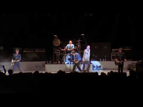 Midnight Oil - Saturday Night at the Capitol part 9 - Lucky Country