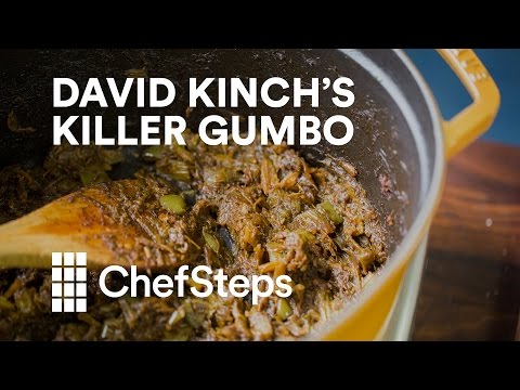 ChefSteps Family Meal: David Kinch's Killer Gumbo