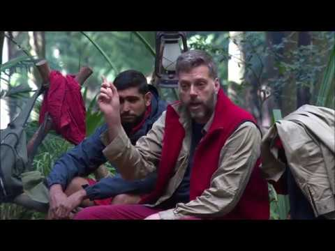 Things Get Tense Between Iain Lee & Dennis Wise - I'm a Celebrity