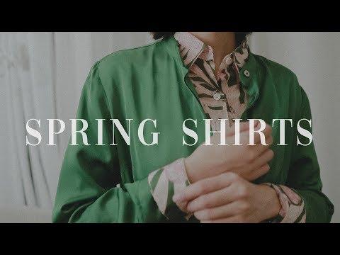 春季最想入手的几款衬衫 | Meng Mao