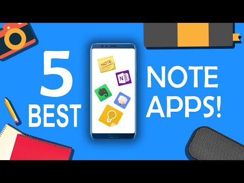Best Note Taking App 2019 | Top 5