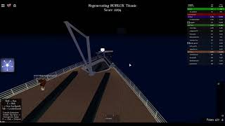 More of the movie soundtrack in ROBLOX Titanic.