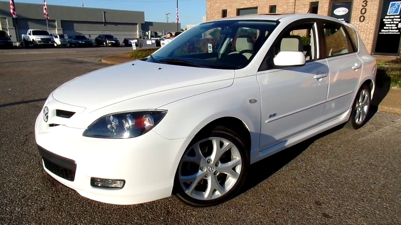 2008 Mazda 3 Hatchback For Sale
