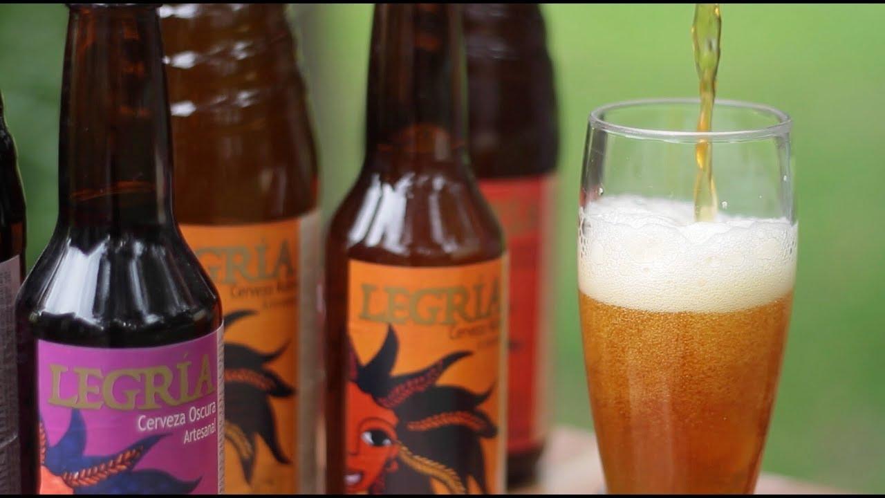 Cerveza Artesanal de Bolivia - COCHABAMBA - Legria - YouTube