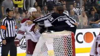 Kings and Coyotes 2012 Conference Finals Mic'd up