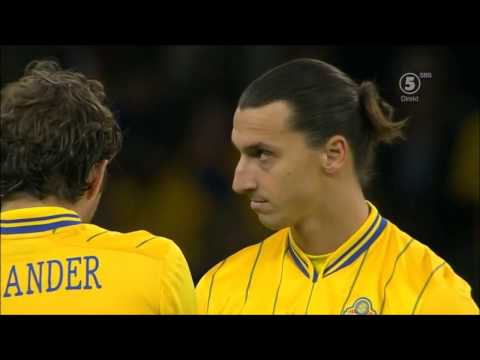 Zlatan Ibrahimovi | Germany 4-4 Sweden | 2014 FIFA World Cup Qualification Matchday 4